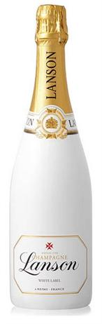 Lanson Champagne White Label